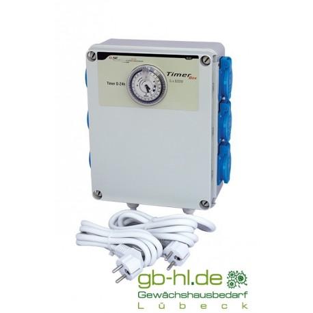GSE Timer Box II 6 x 600 W