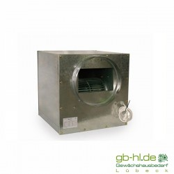 SVENT Silentbox 550 m³/h - 160 mm