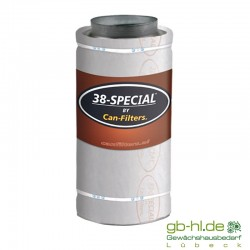 Can-Filters 38 Special 1000 m³ - 1200 m³/h 200 mm