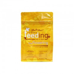 Powder Feeding long Flowering Granutlatdünger 1kg