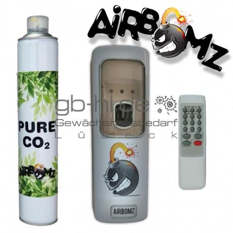Airbomz CO₂ Spender mit Lichtsensor