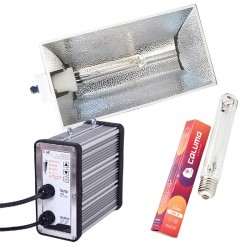 Wide Beam Set GSE 600 W dim. inkl. Leuchtmittel