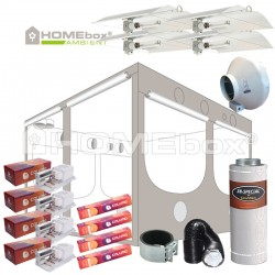 HOMEbox® Ambient Q300 4 x 600 W