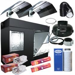 Starterset HOMEbox® HomeLab 120L 2 x 600 W