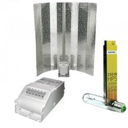 Caluma Hammerschlag Set ETI 250 W inkl. Leuchtmittel