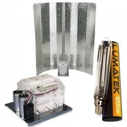 Caluma Hammerschlag Set ETI 1000W inkl. Leuchtmittel