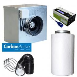 CarbonActive EC Silent Box 3500 m³/h 315 mm inkl. GrowControl FANBASE EC