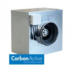 CarbonActive EC Silent Box 2200 m³/h 315 mm