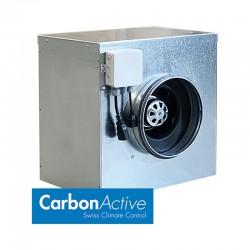 CarbonActive EC Silent Box 750m³/h 160mm 700 Pa