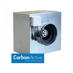 CarbonActive EC Silent Box 1000 m³/h 200 mm