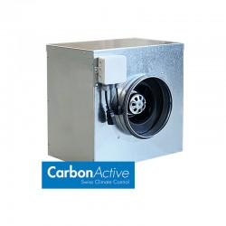 CarbonActive EC Silent Box 750 m³/h 200 mm