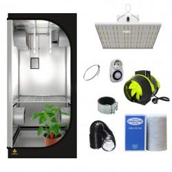 Starterset S. J. Darkroom 90 - Caluma Force 150 W LED
