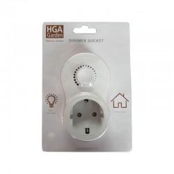 HGA Garden Drehzahlregler Dimmer Plug & Play