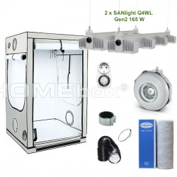 HOMEbox Ambient Q120 - 2 x SL Q4WL 165 W