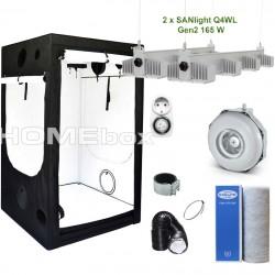 HOMEbox® Evolution Q 120 - 2 x SL Q4WL 165 W