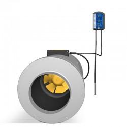 CAN-FAN Q-Max EC 160 - 746 m³/h Speed + Temp Control
