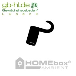 Homebox Spare Parts Befestigungshaken lang 22mm