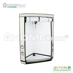 Homebox Vista Triangle 85x85x160cm