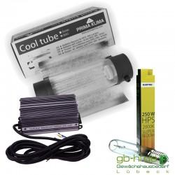 Cool Tube Miro9 Set Lucilu 250 W inkl. Leuchtmittel