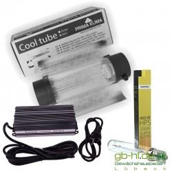 Cool Tube Miro9 Set Lucilu 400 W inkl. Leuchtmittel