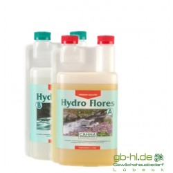 Canna Hydro Flores A + B 2 x 1 l Hart
