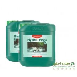 Canna Hydro Flores A & B 2 x 5 l Hard