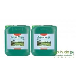 Canna Aqua Flores A & B 2 x 5 l