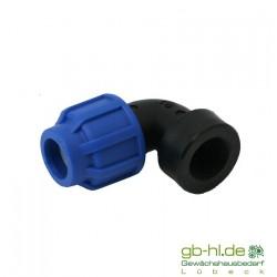 Winkel 20 mm - 3/4 Zoll IG