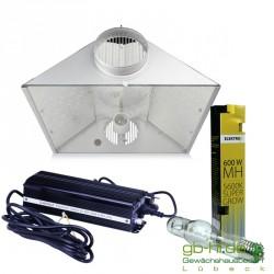 Air Cool Set Lucilu 600 W Dim inkl. Leuchtmittel