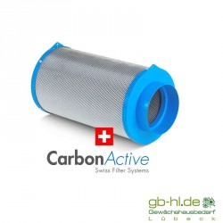 CarbonActive Granulate Filter 800 m³/h - 200 mm