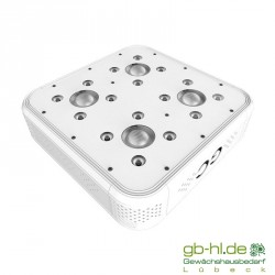 Greenception Cluster-LED 128 W GC-4 schaltbar