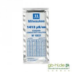 20 ml EC Eichflüssigkeit 1,413 mS/cm
