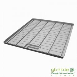 Fluttisch-Einlegeboden 100 x 110 x 6,5 cm