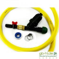 Pumpenanschlussstück für PE Hauptleitung 20 mm