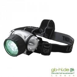 LED Kopfleuchte grünes Licht