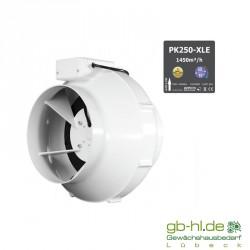 Prima Klima Rohrventilator PK250-XLE 1450 m³/h