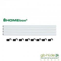 Homebox Stangen Set Fixture Poles 120