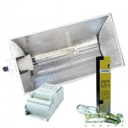 Wide Beam Set ETI 400 W inkl. Leuchtmittel