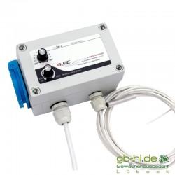 GSE Controller Temperatur und Minimum-Speed 1 A